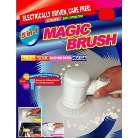 5 in 1 magic brush