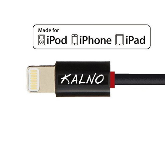 KALNO fast charging cable - apple data & charging