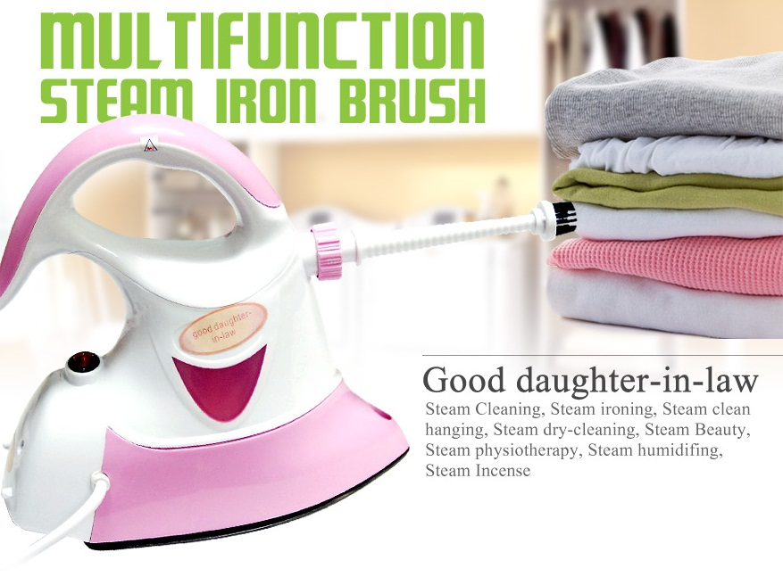 Multifungsion Steam iron