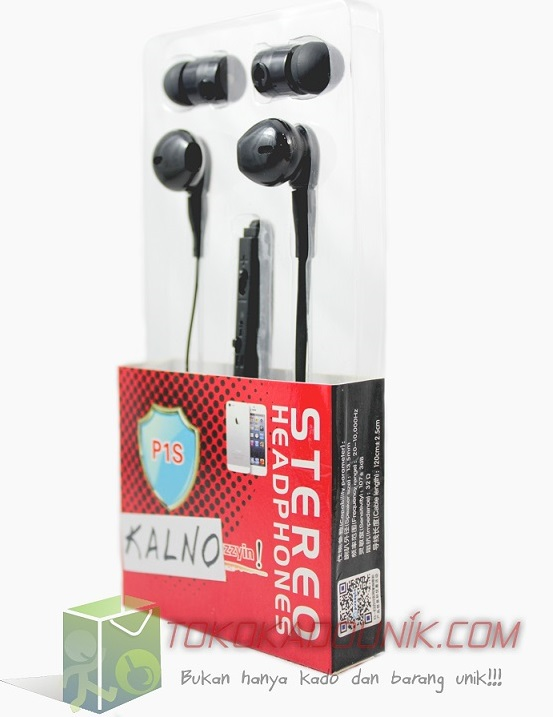 Sound Quality headset - handfree 2 jenis output