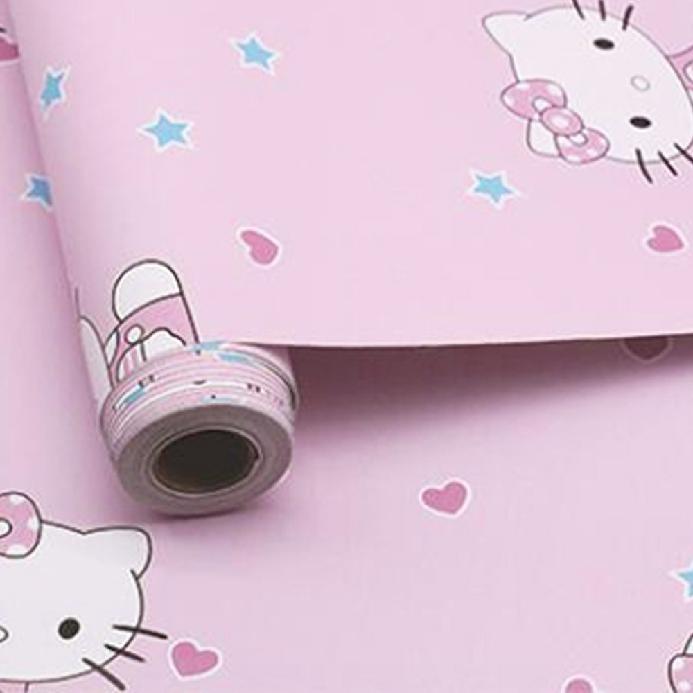 Wallpaper Sticker Dinding HK Ukuran 45cm X 10M 6067